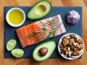 Basso contenuto di carboidrati e frutta