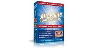Alta White Teeth- opinioni - prezzo