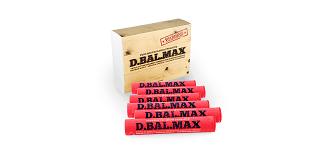 D-Bal Max – commenti – ingredienti – erboristeria – come si usa – composizione