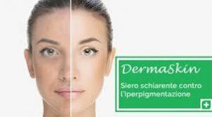 Dermaskin – commenti – ingredienti – erboristeria – come si usa – composizione