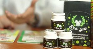 Diet Gum – commenti – ingredienti – erboristeria – come si usa – composizione