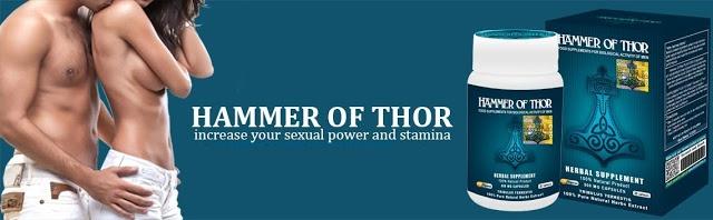 Hammer of Thor – commenti – ingredienti – erboristeria – come si usa – composizione