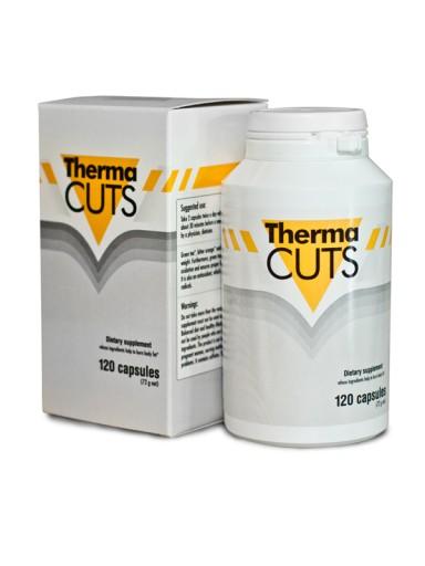 Thermacuts - ingredienti - composizione - erboristeria - come si usa - commenti