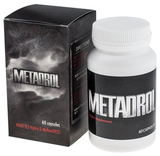 Metadrol - ingredienti - composizione - erboristeria - come si usa - commenti