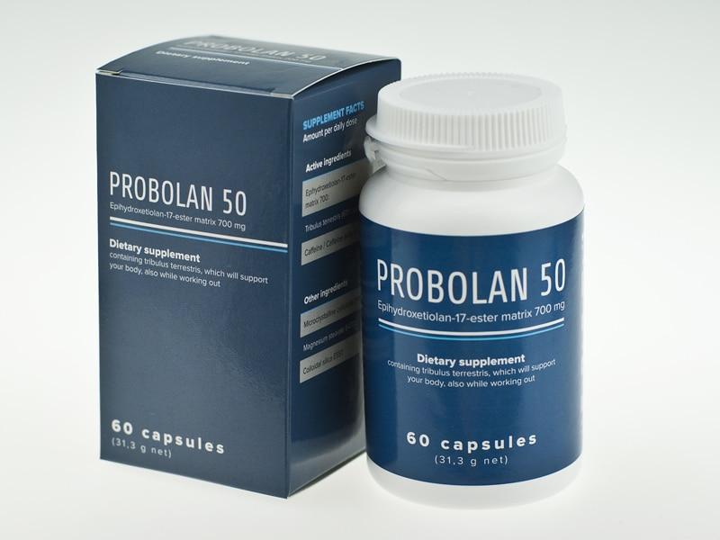 Probolan 50 - ingredienti - composizione - erboristeria - come si usa - commenti - risultati