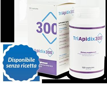 Triapidix300 - ingredienti - composizione - erboristeria - come si usa - commenti