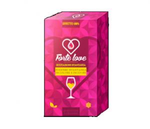 Forte Love - ingredienti - composizione - erboristeria - come si usa - commenti