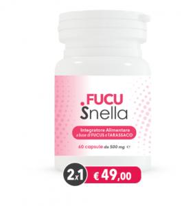 FucuSnella - ingredienti - composizione - erboristeria - come si usa - commenti