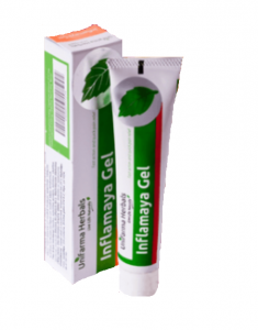 Inflamaya Gel - ingredienti - composizione - erboristeria - come si usa - commenti