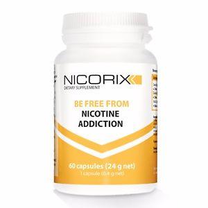 Nicorix - ingredienti - composizione - erboristeria - come si usa - commenti