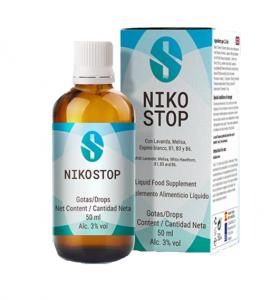NikoStop - ingredienti - composizione - erboristeria - come si usa - commenti