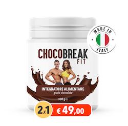 Chocobreak Fit - ingredienti - composizione - erboristeria - come si usa - commenti