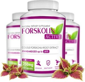 Forskolin Active - ingredienti - composizione - erboristeria - come si usa - commenti