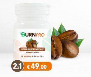 BurnPro - ingredienti - composizione - erboristeria - come si usa - commenti