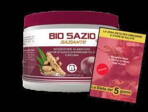 BioSazio - ingredienti - composizione - erboristeria - come si usa - commenti
