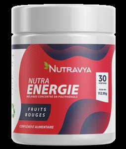 Nutravya Nutra Energie - ingredienti - composizione - erboristeria - come si usa - commenti