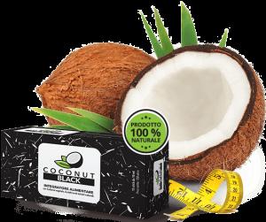 Coconut Black - ingredienti - composizione - erboristeria - come si usa - commenti