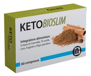 Keto BioSlim - ingredienti - composizione - erboristeria - come si usa - commenti