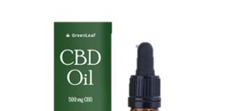 GreenLeaf CBD Oil - opinioni - prezzo