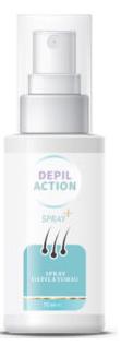 DepilAction Spray, prezzo, funziona, recensioni, opinioni, forum, Italia 2019