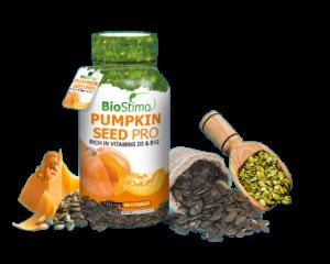 Pumpkin Seed Pro - ingredienti - composizione - erboristeria - come si usa - commenti