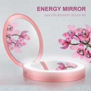 Energy Mirror - come si usa - erboristeria - commenti