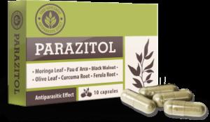Parazitol - ingredienti - come si usa - commenti- composizione - erboristeria