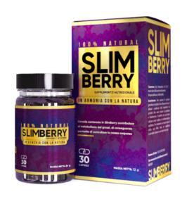 SlimBerry - erboristeria - ingredienti - composizione - come si usa - commenti