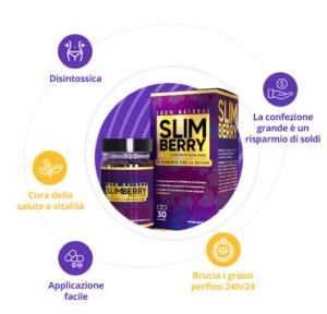SlimBerry - farmacie - Aliexpress - Amazon - prezzo - dove si compra