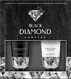 Black diamond - erboristeria - come si usa - commenti - ingredienti - composizione