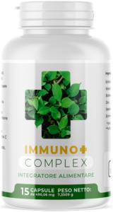 IMMUNO+ Complex - erboristeria - ingredienti - composizione - commenti - come si usa
