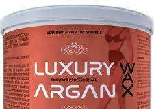 Luxury Argan Wax - opinioni - prezzo
