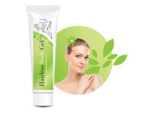 Hairless body Gel - ingredienti - come si usa - commenti - composizione - erboristeria