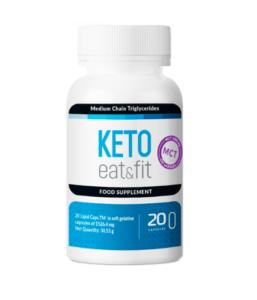 Keto Eat&Fit - ingredienti - composizione - commenti - erboristeria - come si usa