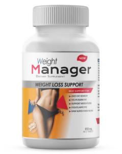Weight Manager - erboristeria - ingredienti - composizione - come si usa - commenti