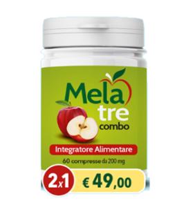 Mela Tre Combo - come si usa - ingredienti - erboristeria - commenti - composizione