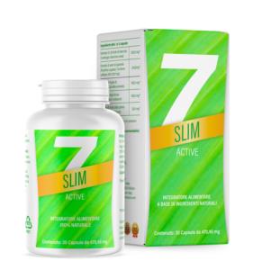 7 Slim Active - erboristeria - ingredienti - composizione - come si usa - commenti