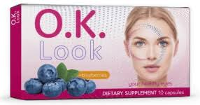OK Look - ingredienti - erboristeria - come si usa - commenti - composizione