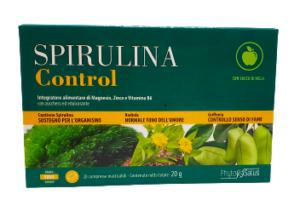 Spirulina Control - come si usa - ingredienti - erboristeria - commenti - composizione