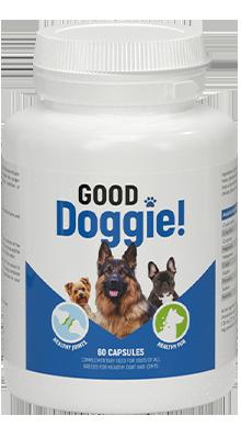 Good Doggie - ingredienti - erboristeria - composizione - come si usa - commenti