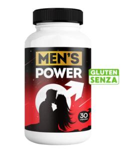 Men's Power - ingredienti - erboristeria - come si usa - composizione - commenti