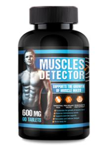 Muscles Detector - erboristeria - ingredienti - composizione - commenti - come si usa