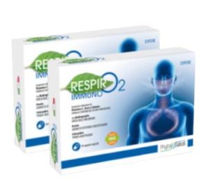 Immuno RespirO2 - come si usa - ingredienti - erboristeria - commenti - composizione