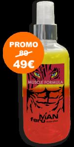 Muscle Formula - erboristeria - come si usa - commenti - ingredienti - composizione