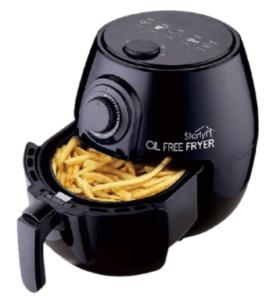 Oil Free Fryer - come si usa - commenti