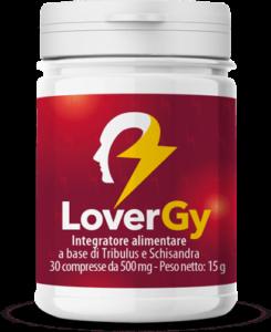 LoverGy - ingredienti - come si usa - commenti - composizione - erboristeria