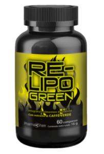 ReLipo Green - composizione - erboristeria - come si usa - commenti - ingredienti