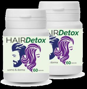 Hair Detox - erboristeria - come si usa - ingredienti - composizione - commenti