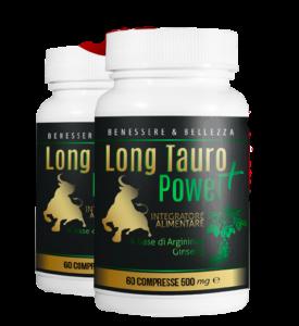 Long Tauro Power - ingredienti - come si usa - commenti - composizione - erboristeria
