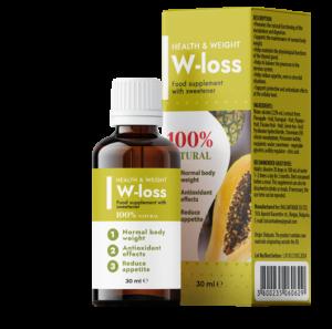 W-Loss - erboristeria - ingredienti - composizione - come si usa - commenti